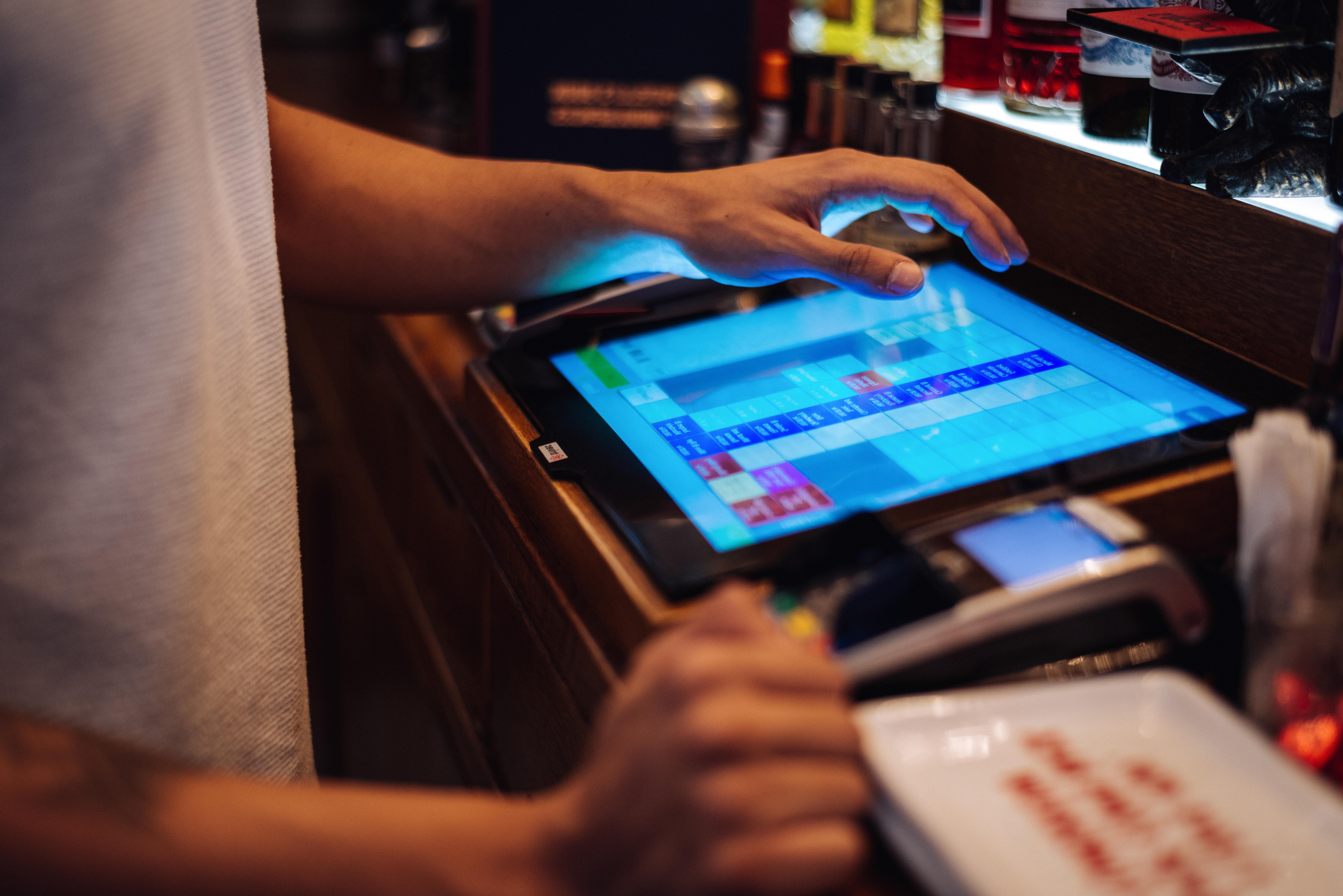 Système de caisse POS pour restaurants, bars et cafés