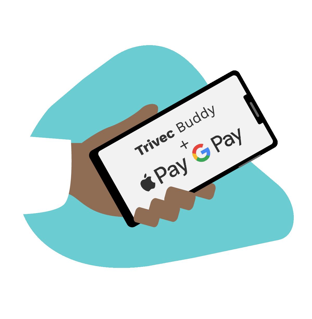Apple Pay et Google Pay