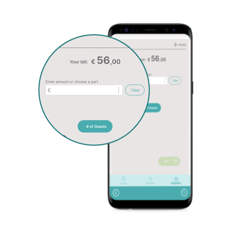 Flux de paiements Trivec Handy